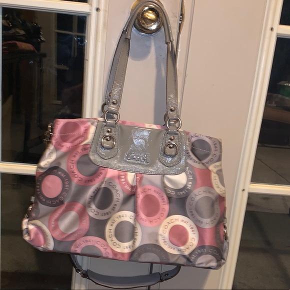 Coach Handbags - Coach Ashley F15504